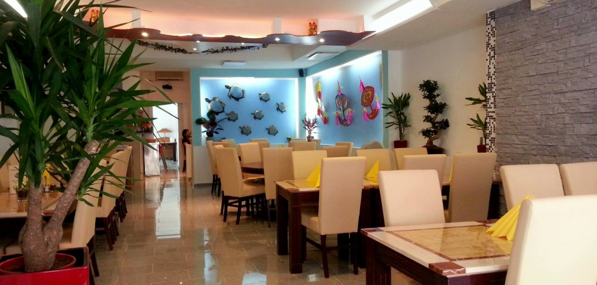Our Restaurant -- Clean & Comfortable